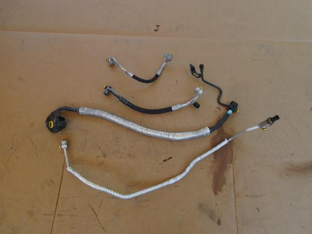 01-06 BMW M3 E46 #1047 Air Conditioning A/C Line Hose Pipe Set