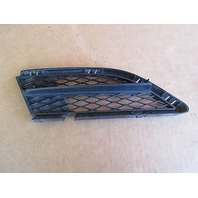 10 Mini Cooper S R56 #1006 OEM Front Bumper Right Cover Grill 51117198902