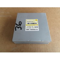 10 Mini Cooper S R56 #1006 TCM TCU Transmission Computer 24607600562