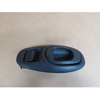 04 Chevrolet Corvette C5 LH Door Handle Assembly W/ Bezel Trim #1010