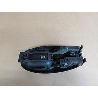 04 Chevrolet Corvette C5 RH Door Handle Assembly W/ Bezel Trim #1010