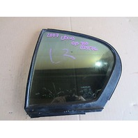 2007 Lexus GS 350 GS350 Drivers Side Rear Quarter Window/Glass