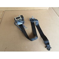 09 BMW 750i F01 #1008 Black Seatbelt Retractor, Passenger Right Front