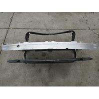 09 BMW 750i F01 #1008 Front Bumper Reinforcement Lower Radiator Support