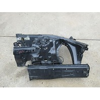 09 BMW 750i F01 #1008 Front Left Frame Rail Strut Tower Apron