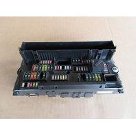09 BMW 750i F01 #1008 Front Relay Fuse SAM Distribution Box 9151320