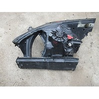09 BMW 750i F01 #1008 Front Right Frame Rail Strut Tower Apron