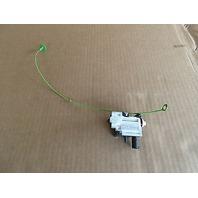 09 BMW 750i F01 #1008 Fuel Gas Door Lock Release Actuator 67117200674
