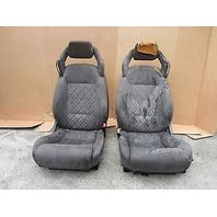 2004 Lamborghini Gallardo Suede Front Power Seats
