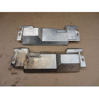2004 Lamborghini Gallardo Exhaust Manifold Heatshield Set 400103768 & 400103767