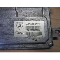 2004 Lamborghini Gallardo (1) Engine Control Module, Computer 400907557C
