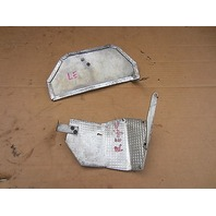 2004 Lamborghini Gallardo Engine Bay Heatshields