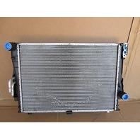 02 BMW M3 E46 Convertible Radiator A/C Condenser Assembly Cooler