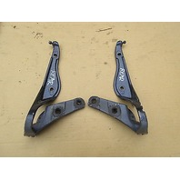 07 Aston Martin V8 Vantage Roadster #1014 Trunk Deck Lid Hinge Set