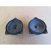 2004 BMW Z4 E85 #1007 Mid-Range Speaker Set 65126915837 (2)