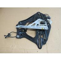 1995 BMW 840i E31 #1019 Left Rear Window Motor & Regulator 51338123233