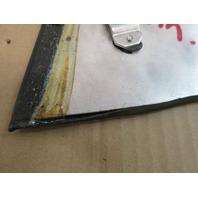 04 Lamborghini Murcielago #1025 Interior Left Black High Mount Stop Light Trim