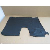 04 Lamborghini Murcielago #1025 Black Main Roof Interior Headliner Leather Trim