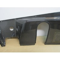 04 Lamborghini Murcielago #1025 Left Side Engine Bay Lower Carbon Fiber Trim