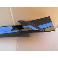 04 Lamborghini Murcielago #1025 Left Driver Side Skirt Rocker Carbon Fiber OEM