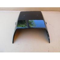 04 Lamborghini Murcielago #1025 Rear Bumper Center Exhaust Shield 410807649