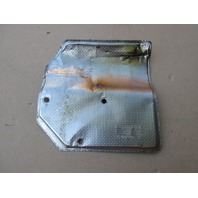 04 Lamborghini Murcielago #1025 AC Compressor Heatshield Heat Shield 45009496