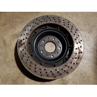 04 Lamborghini Murcielago #1025 Front Right 2-Piece Brake Rotor Disk 31016759