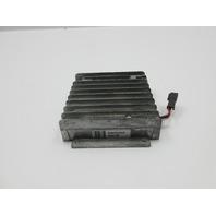02 BMW 745i E65 E66 E60 E53 E63 #1033 Antenna Amplifier Compensator 84216918520