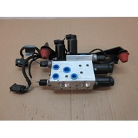 2002 BMW 745i E65 E66 #1033 Dynamic Drive Pump Actuator Valve W/ Wiring 6758704