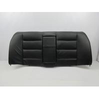 1998 BMW M3 E36 Sedan #1041 Rear Black Leather Seat Backrest W/Armrest