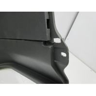 1986-1992 Toyota Supra MK3 #1042 Right Rear Trunk Trim Panel Interior Grey