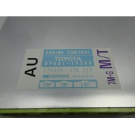 1986-1992 Toyota Supra MK3 #1042 ECU Engine Control Unit *Manual* 7MGE