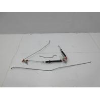 1986-1992 Toyota Supra MK3 #1042 Right Passenger Door Latch Handle Rod Set