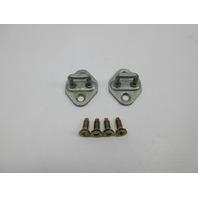 1986-1992 Toyota Supra MK3 #1042 Door Latch Lock Striker Set Left Right