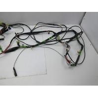 1988 Toyota Supra MK3 #1042 Rear Interior Cabin Trunk Wire Wiring Harness
