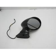 1999 BMW Z3 M Roadster E36 #1043 Aero Side View Power Mirror Right Black