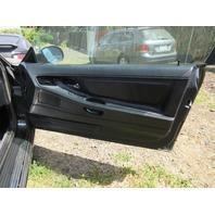 BMW 840i 840ci 850i E31 Black Leather Interior Seats Door Panels *Great Shape*