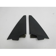 1999 BMW M3 E36 Convertible #1046 Interior Mirror Cover Trim Pair Set