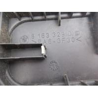 1999 BMW M3 E36 Convertible #1046 Left Top Rod Cover Trim Black 51438172815