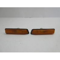 1999 BMW M3 E36 Convertible #1046 Side Marker Turn Signal Lights Lamps