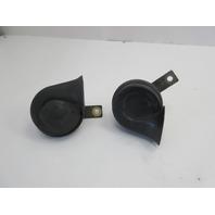 1999 BMW M3 E36 Convertible #1046 Dual Fanfare Horn Pair 8372737