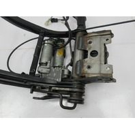 BMW M3 E36 #1046 Right Front Sport Seat Backrest Recline Rail Motor Track