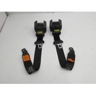 01-06 BMW M3 E46 Convertible #1047 Convertible Rear Seatbelts