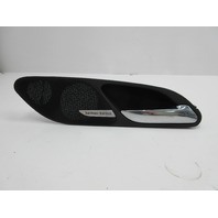 01-06 BMW M3 E46 #1047 Harmon Kardon Cover & Interior Door Handle Right