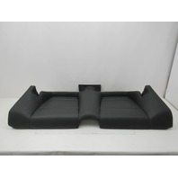 01-06 BMW M3 E46 Convertible #1047 Rear Seat Bottom Cushion Black