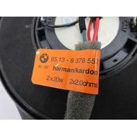 01-06 BMW M3 E46 Convertible #1047 Harman Kardon Subwoofer