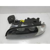 01-06 BMW M3 E46 #1047 Left Driver Side Xenon HID OEM Headlight 63126911453