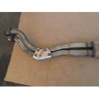 01-06 BMW M3 E46 #1047 OEM Exhaust Intermediate Pipe Silencer 18107832313