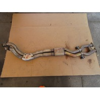 01-06 BMW M3 E46 #1047 OEM Exhaust Intermediate Pipe Silencer 18107832313