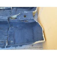 01-06 BMW M3 E46 Convertible #1047 Convertible Main Black Interior Carpet